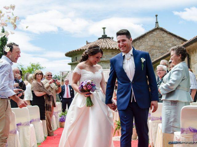 La boda de Pablo y Johana en Moraña (San Lourenzo), Pontevedra 11