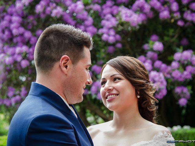 La boda de Pablo y Johana en Moraña (San Lourenzo), Pontevedra 14
