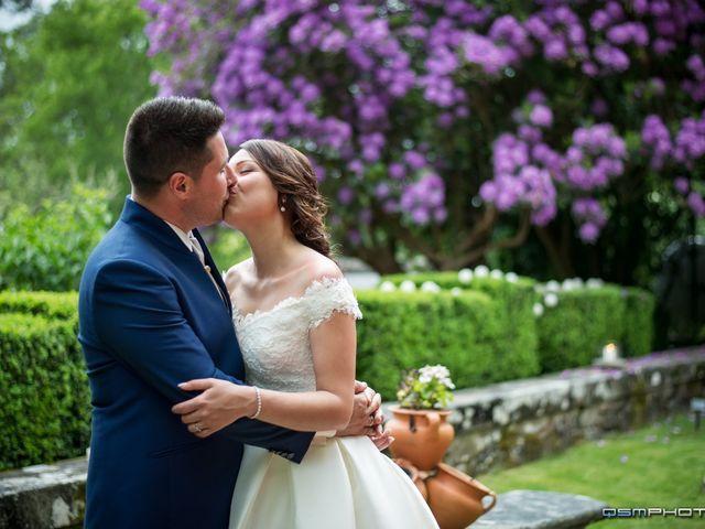 La boda de Pablo y Johana en Moraña (San Lourenzo), Pontevedra 15