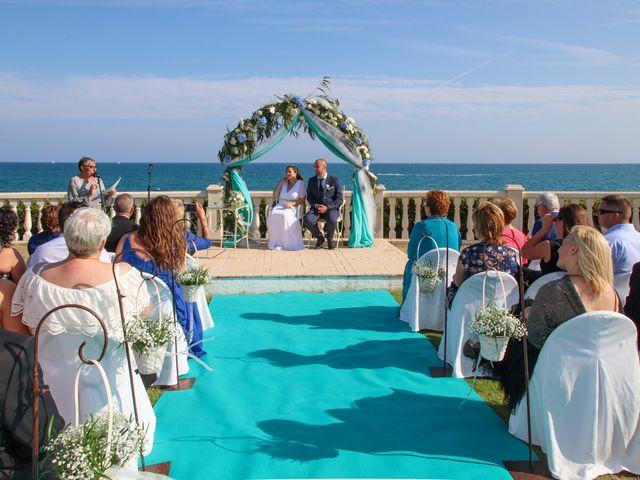 La boda de Alex y Flor en Vilanova I La Geltru, Barcelona 13