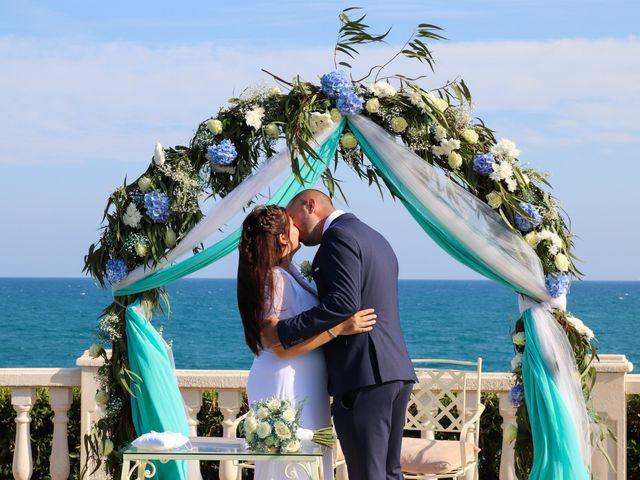 La boda de Alex y Flor en Vilanova I La Geltru, Barcelona 16