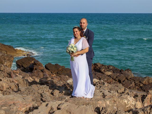 La boda de Alex y Flor en Vilanova I La Geltru, Barcelona 18