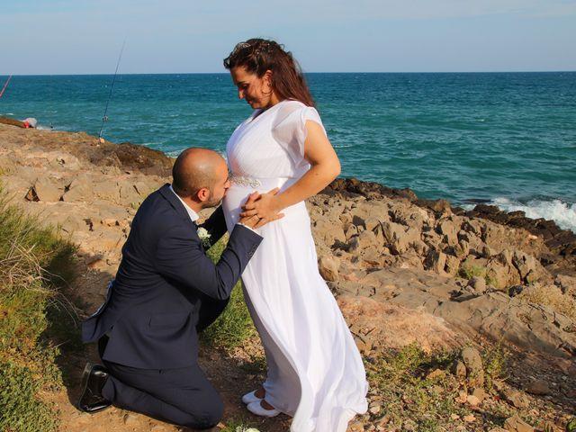 La boda de Alex y Flor en Vilanova I La Geltru, Barcelona 20