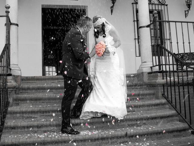 La boda de Olga y Jose Pedro