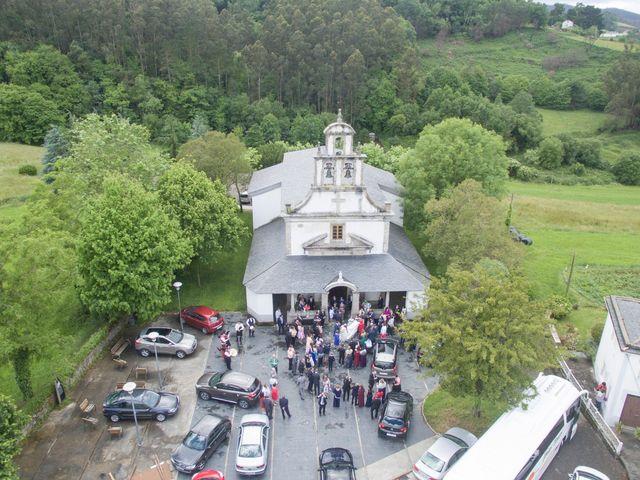 La boda de Aitor y Judit en Navia, Asturias 12