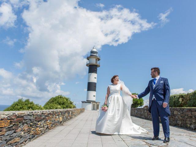 La boda de Aitor y Judit en Navia, Asturias 13