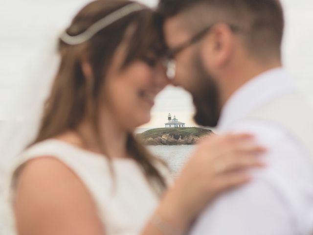 La boda de Aitor y Judit en Navia, Asturias 21