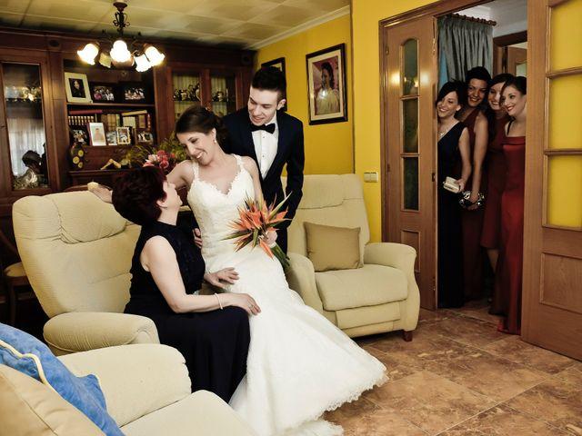 La boda de Isaac y Laia en Constanti, Tarragona 10