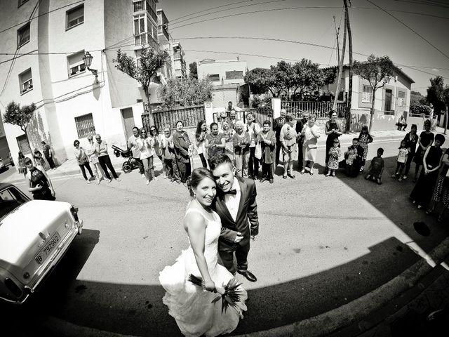 La boda de Isaac y Laia en Constanti, Tarragona 12