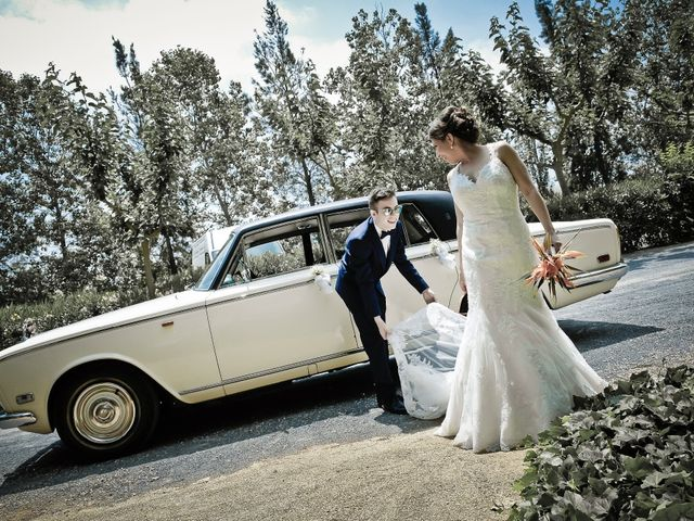 La boda de Isaac y Laia en Constanti, Tarragona 16