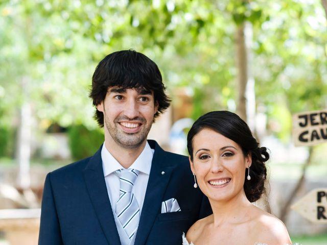 La boda de Daniel y María Pilar en Jerica, Castellón 7