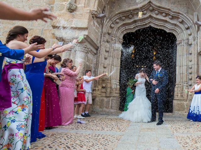 La boda de Oscar y M. Jose en Mora, Toledo 12