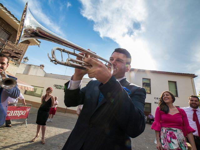 La boda de Oscar y M. Jose en Mora, Toledo 14