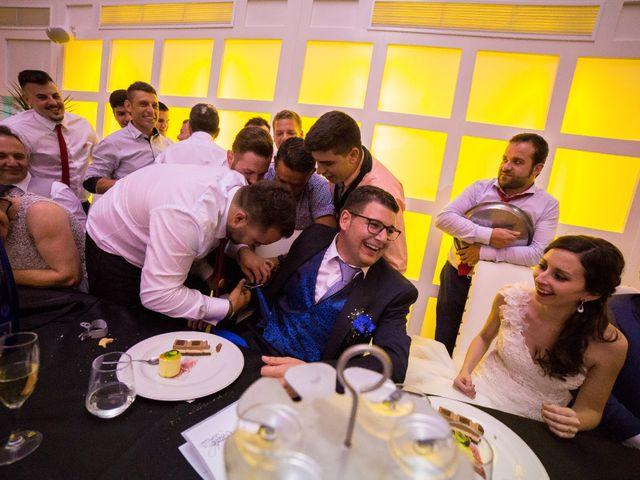 La boda de Oscar y M. Jose en Mora, Toledo 23