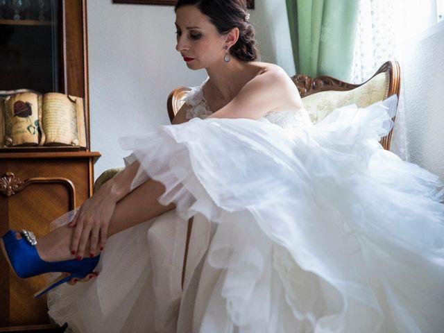 La boda de Oscar y M. Jose en Mora, Toledo 46