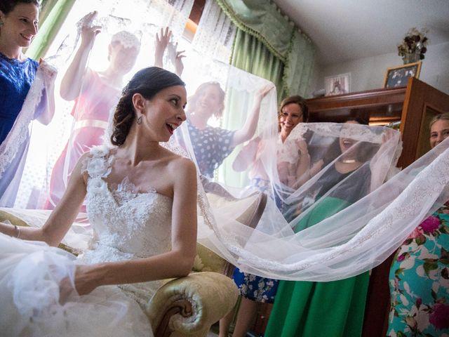 La boda de Oscar y M. Jose en Mora, Toledo 49