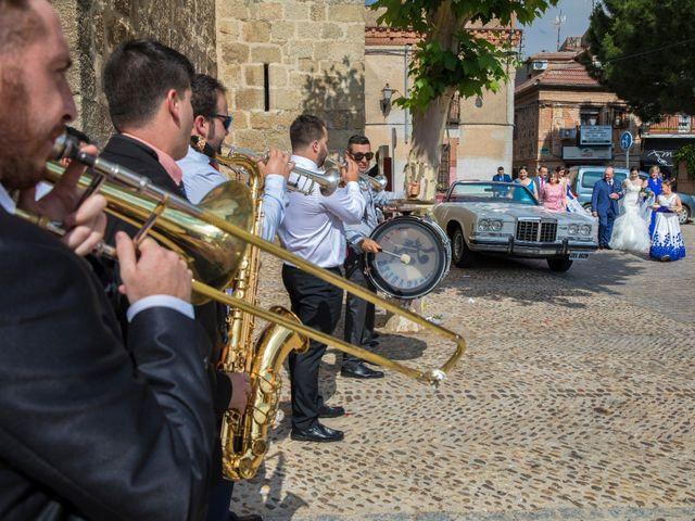La boda de Oscar y M. Jose en Mora, Toledo 50