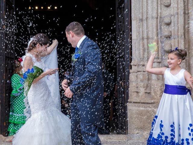 La boda de Oscar y M. Jose en Mora, Toledo 54