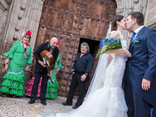 La boda de Oscar y M. Jose en Mora, Toledo 55