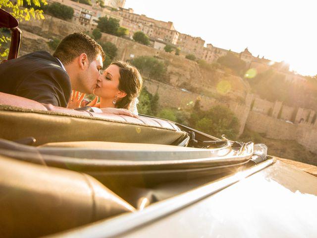 La boda de Oscar y M. Jose en Mora, Toledo 56