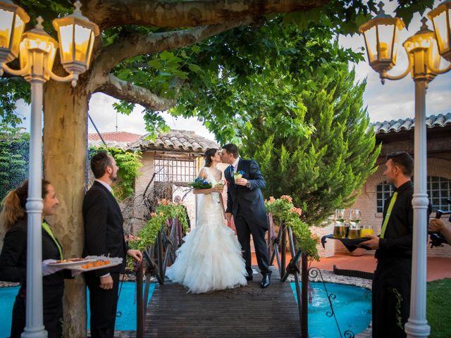 La boda de Oscar y M. Jose en Mora, Toledo 59