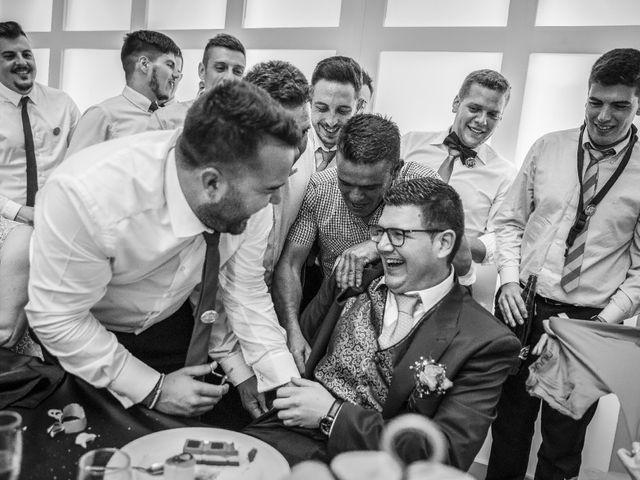 La boda de Oscar y M. Jose en Mora, Toledo 61