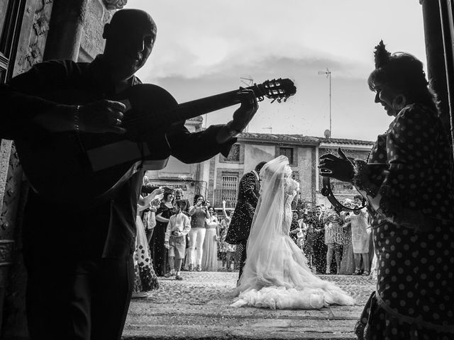 La boda de Oscar y M. Jose en Mora, Toledo 68