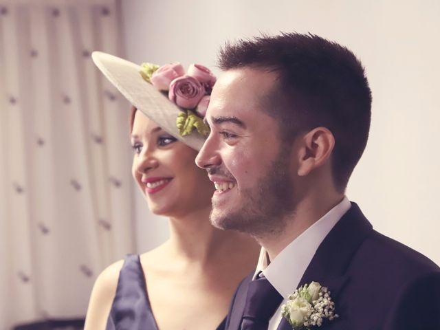 La boda de Rubén y Belén en Villena, Alicante 11