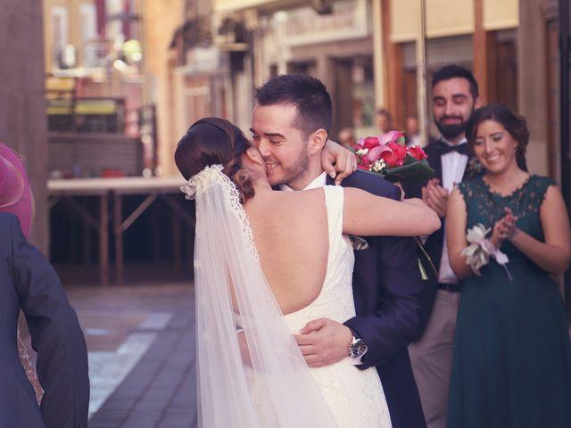La boda de Rubén y Belén en Villena, Alicante 26