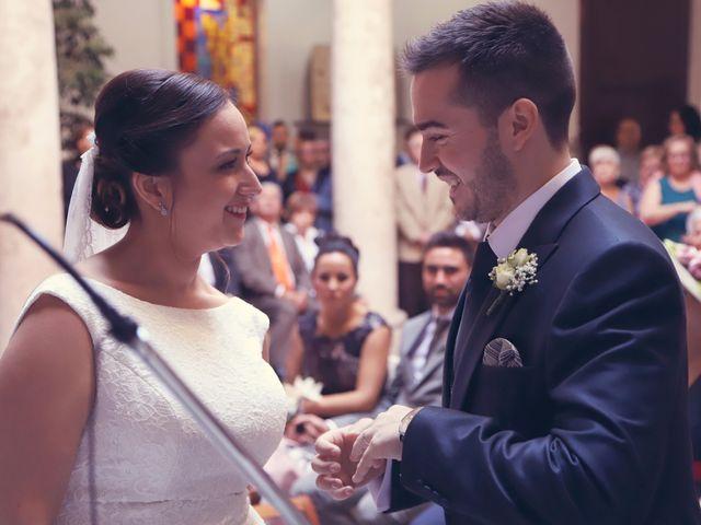 La boda de Rubén y Belén en Villena, Alicante 28