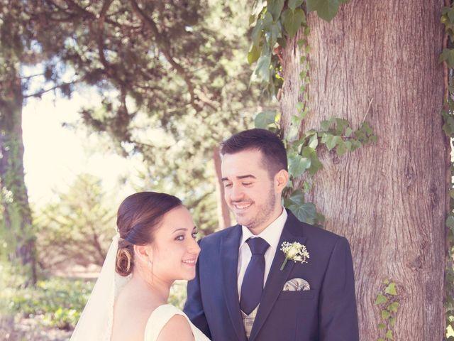 La boda de Rubén y Belén en Villena, Alicante 36
