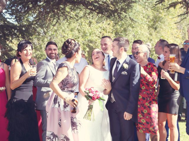 La boda de Rubén y Belén en Villena, Alicante 37