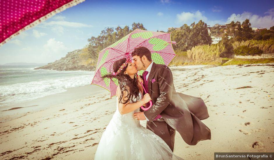 La boda de Manu y Bea en Freande, Orense