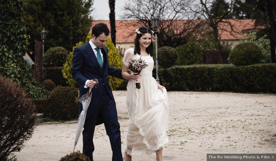 La boda de Adrián y Belén en Soto De Viñuelas, Madrid
