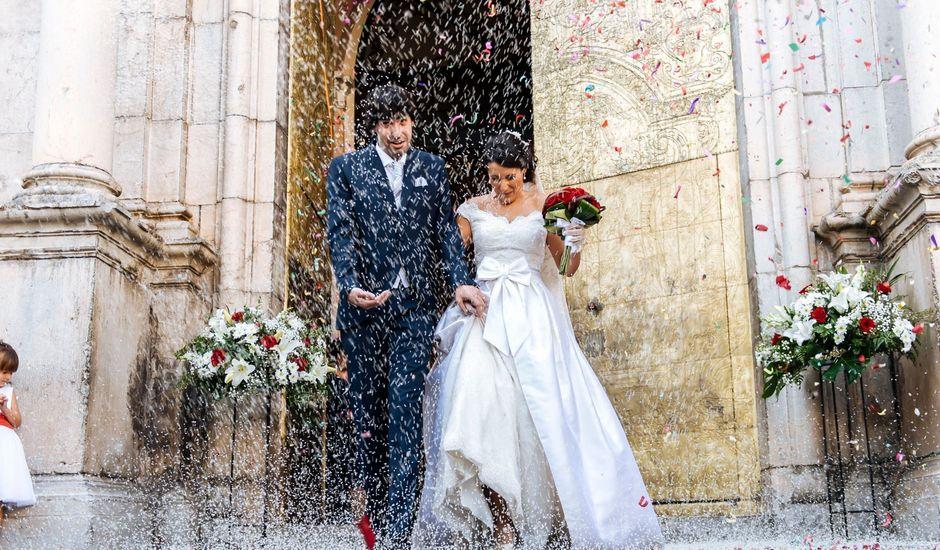 La boda de Daniel y María Pilar en Jerica, Castellón