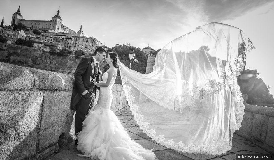 La boda de Oscar y M. Jose en Mora, Toledo
