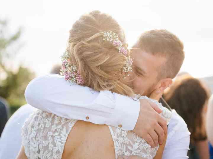 La boda de Imma y Albert