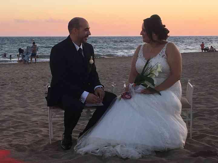 La boda de Sheila y Nico