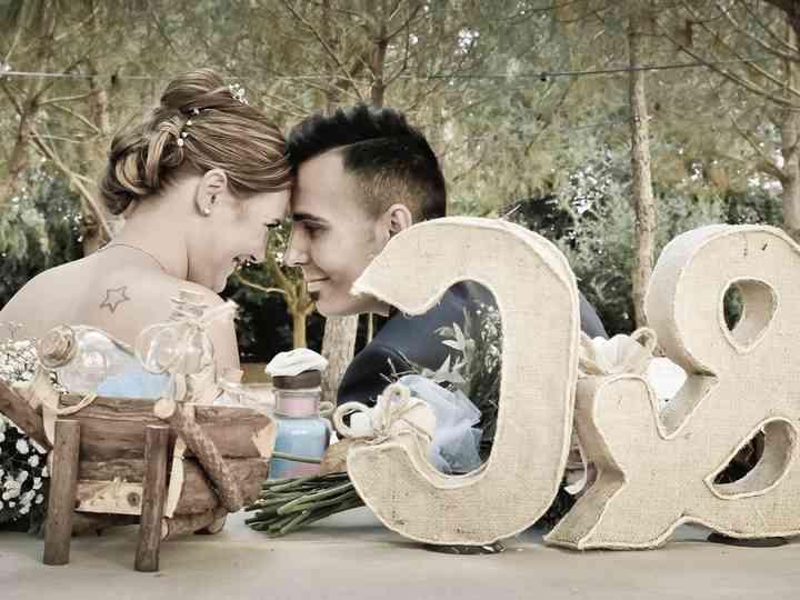 La boda de Raquel y Cristobal