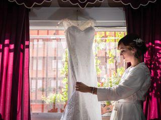 La boda de Elizabeth y Javier 1