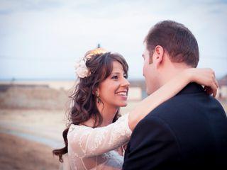 La boda de Guadalupe y Adrian