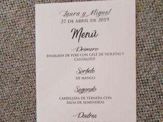 La boda de Miguel y Laura 2
