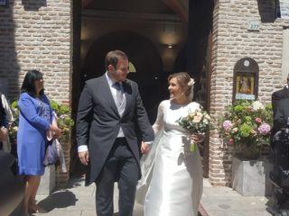 La boda de Miguel y Laura
