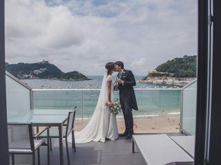 La boda de Amaia y Borja