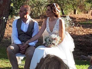 La boda de Blanca y Edu