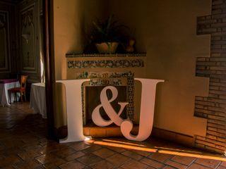 La boda de Isabel y Julian 2
