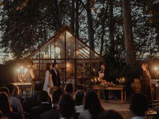 La boda de Andrea y Adrià