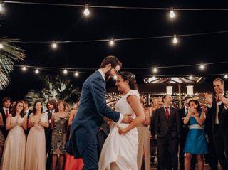 La boda de Paloma y Alfredo