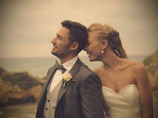 La boda de Laura y Rubén