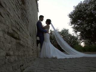 La boda de Claude y Jessica